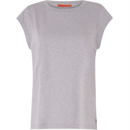 Coster Copenhagen T-Shirt Light Grey Melange