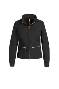 Parajumpers Tsuge Jacket Regn og Vindtæt Black KS31