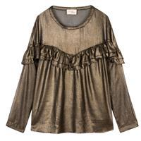 My Sunday Morning Gloria Blouse Copper