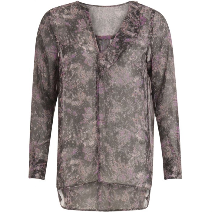 Coster Copenhagen Blouse Night Dreamers Print