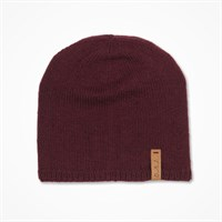 Dinadi Emma Hat Red Wine Merino Uld