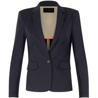 Coster Copenhagen Suit Jacket Night Sky Blue B8200