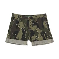 Please Chino Shorts Camo PLD0BBRO3M8H