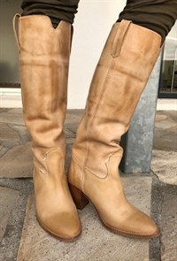 Dico Copenhagen Janie Boots Light Tan