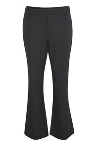 Denim Hunter Black Flared Pant Black 10702905