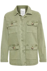 D/H The Army Jacket Dusty Olive 10702709