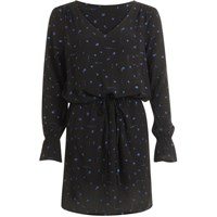 Coster Copenhagen Dress in Splash Black