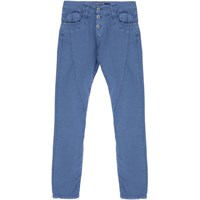 Please Jeans Cotton 3 Botton Blue