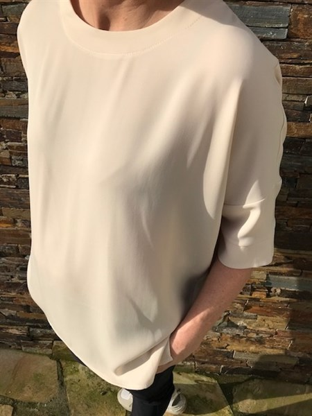 Imperial Blouse Cascia Off White