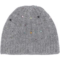 Costamani Beth Hat Grey With Pearls