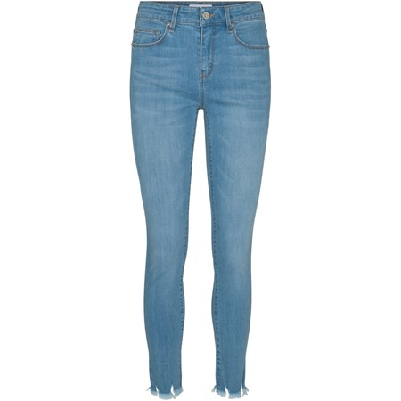 Ivy Denim Jeans Alexa Ankle Wash Bleached Tacna