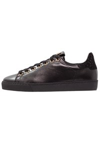 Högl Sneakers Black Premium Sheep w. Swarovski